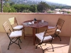 appartement sainte maxime terras /balkon
