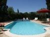 villa sainte maxime in frankrijk met het zwembad en terras